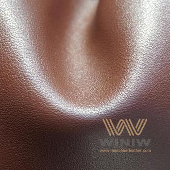 PU/Polyurethane Coated Microfiber Synthetic Leather