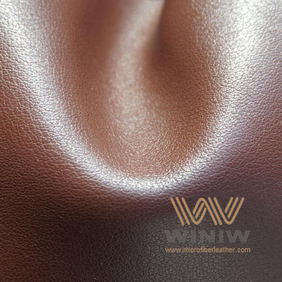 PU/Polyurethane Coated Microfiber Synthetic Leather