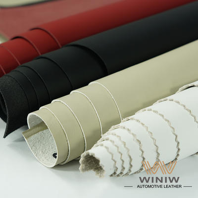 WINIW Automotive seat fabric Leather FGR Series