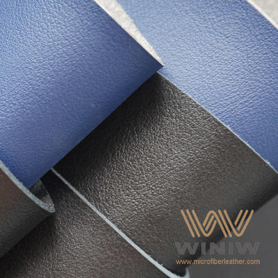 Microfiber PU Synthetic Leather for Safety Shoes