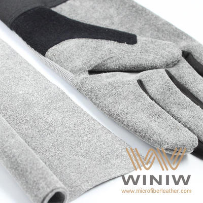 Microfiber Synthetic Suede Leather For Gloves